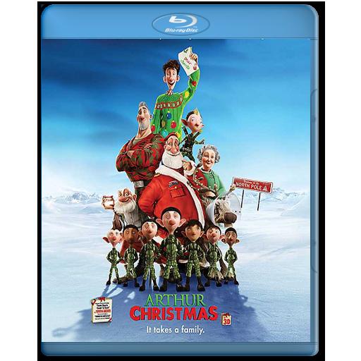 Arthur Christmas: Operación Regalo [BRRip 720p] [Español Latino] [2011]