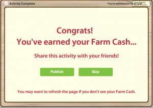 11748215 6 FREE Farm Cash!