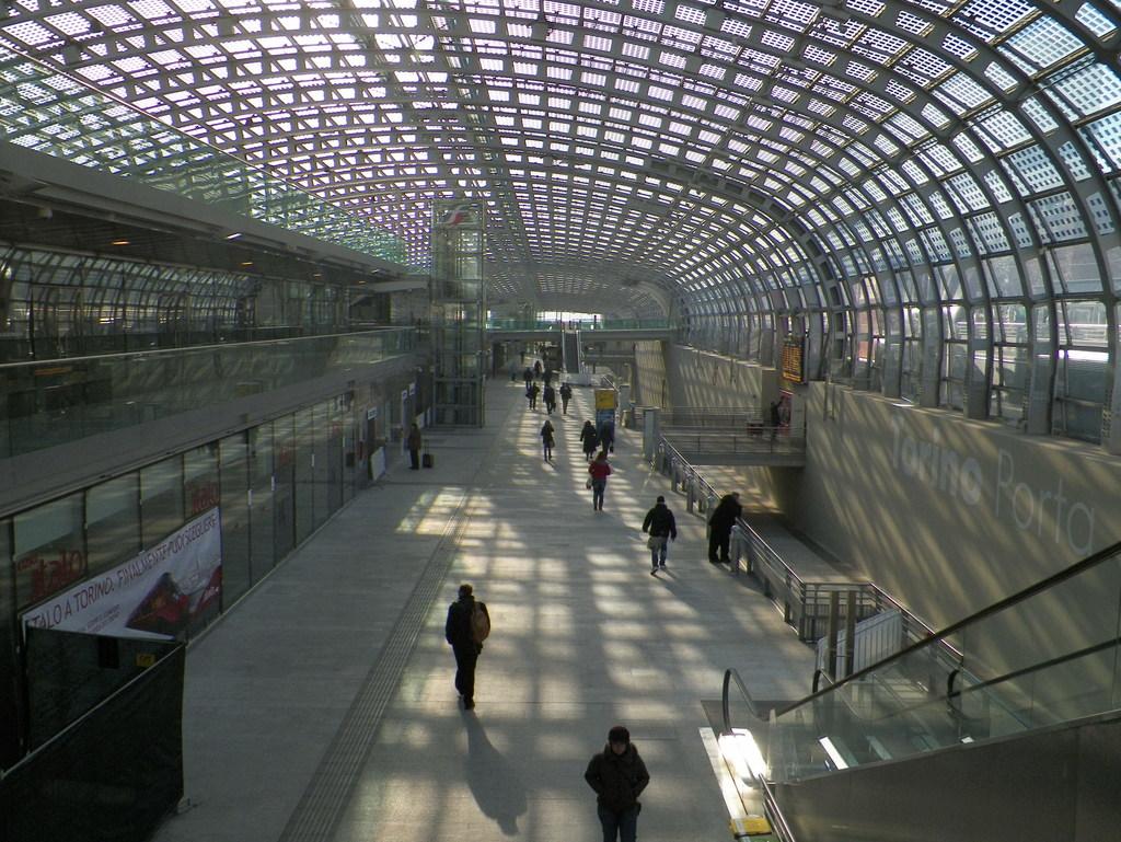 Torino nuova stazione av torino porta susa page 270 - Torino porta susa porta nuova ...