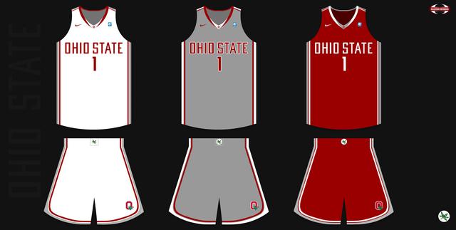 41adfe91d61a My Idea of tOSU s Men s Basketball Uniforms - Concepts - Chris ...