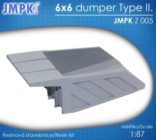 Neuheiten von JMPK Z005-6x6-dumper-type-ii--1