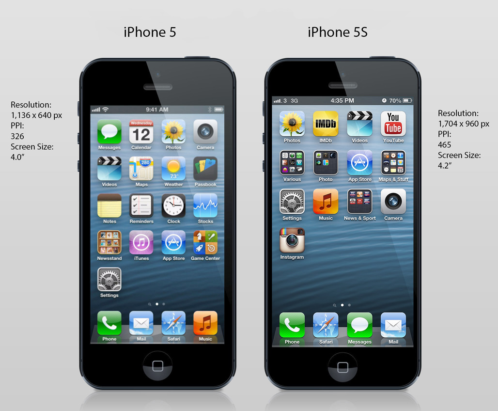 how to change the size on your iphone