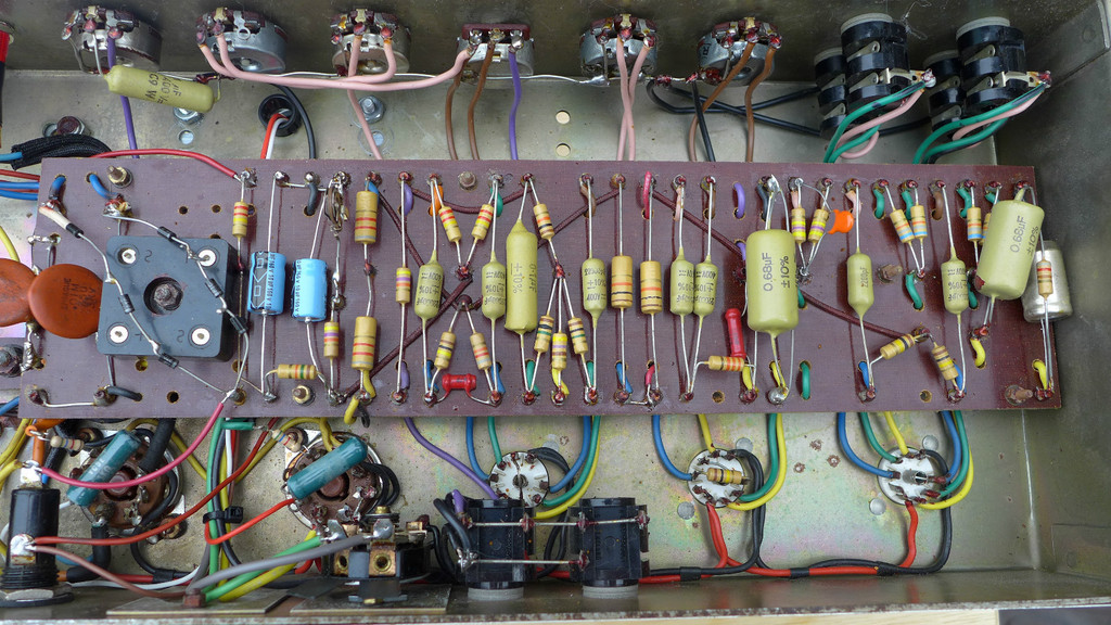 1970 Marshall Jmp50 Smallbox Restoration The Gear Page