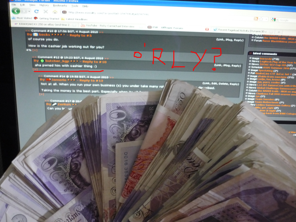100 Billion Dollar Novelty Money Bills #287