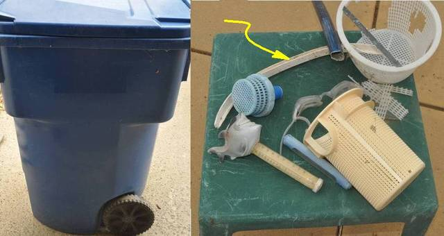 Do You Have Ideas For Making A Sturdy Net Leaf Amp Skimmer
