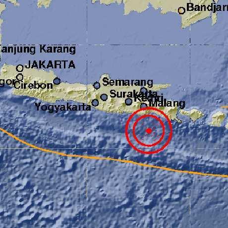 Gempa Bumi 16 November di Malang Hari Ini - Peristiwa Fenomena