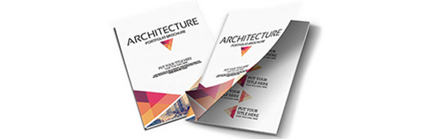 iPad & Tablet Architecture Porfolio Brochure