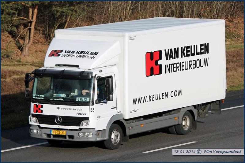 Transportfotos.nl • Toon onderwerp - Keulen Interieurbouw, van ...