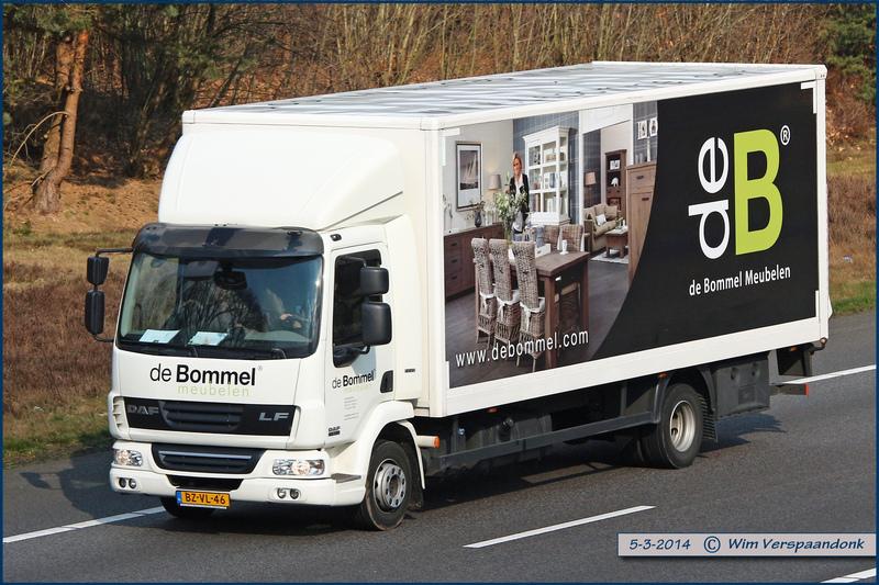 Winckelaer Strijen Meubels : Transportfotos.nl u2022 toon onderwerp de bommel meubelen strijen