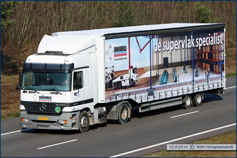 Van Berlo Vloeren : Transportfotos u toon onderwerp berlo bedrijfsvloeren bv van