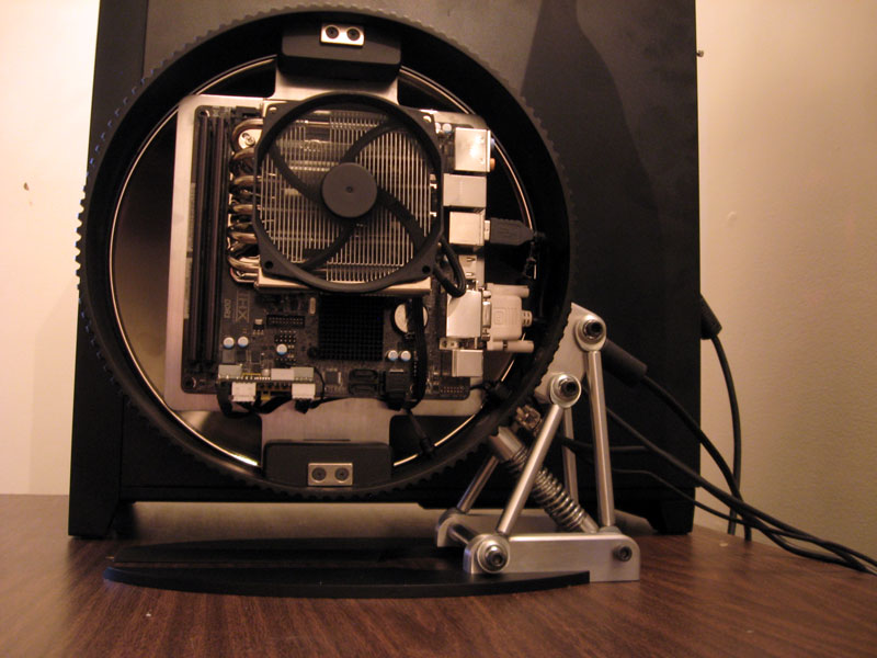 Baby Moon Case được mod theo phong cách chị Hằng BM-115
