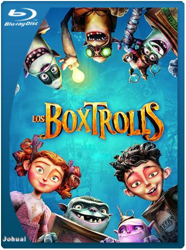 Los Boxtrolls (2014) BRRip 1080p Español Latino