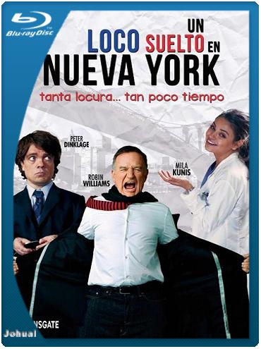 Un Loco Suelto En Nueva York (2014) BRRip 1080p Español Latino