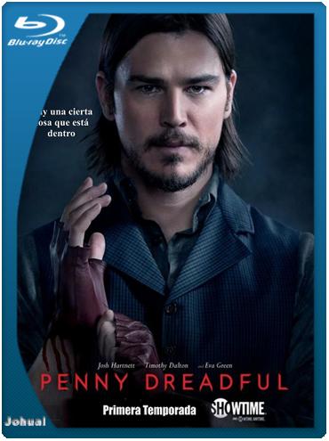 Penny Dreadful – Temporada 1 Completa (2014) BRRip 1080p Español Latino
