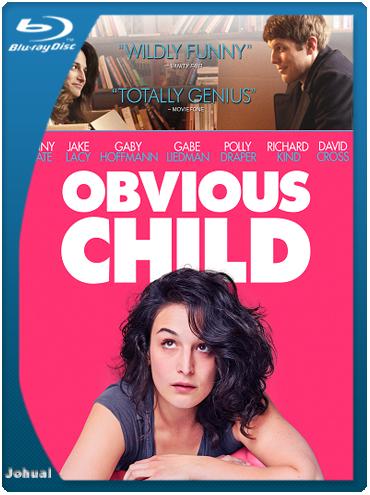 Obvious Child (2014) BRRip 720p Español Latino