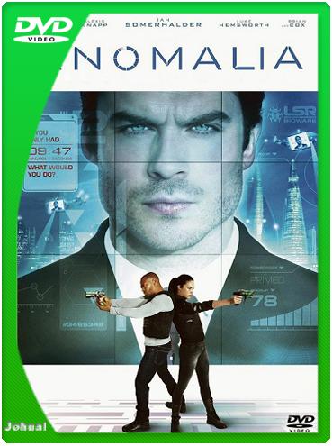 Anomalía (2014) DVDRip Español Latino