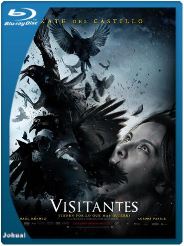 Visitantes (2014) BRRip 720p Latino