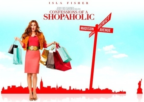 Shopping movies