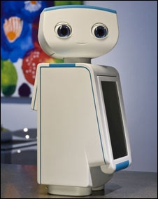 robot automata intuitivo ai