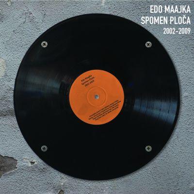 Edo Maajka 2010 - Spomen ploca