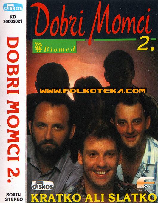 Gale i Dobri momci 1993 - album Dobri momci 2