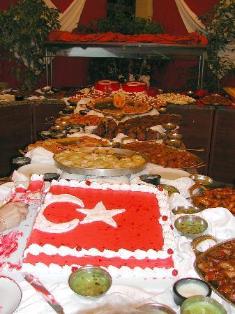 buffet turks