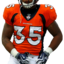 Broncos' Lance Ball - 532x8... - NFL Players render cuts!