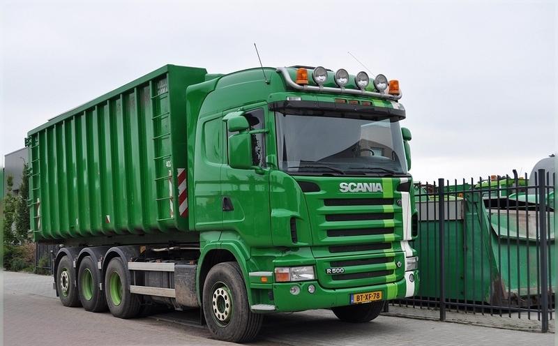 Vlerk containers