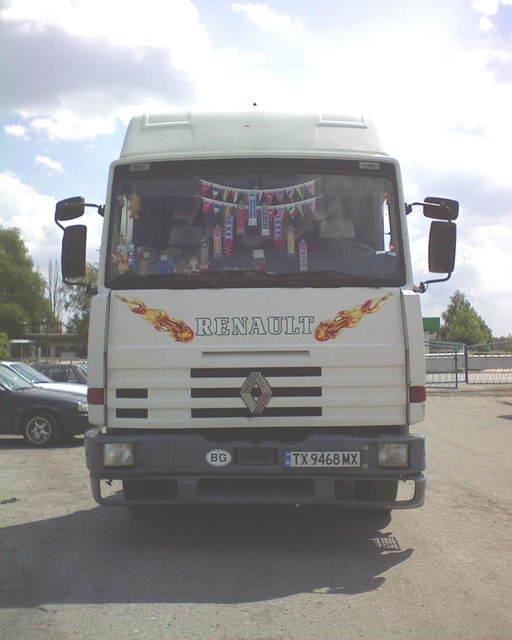 Renault Major R385 5527550