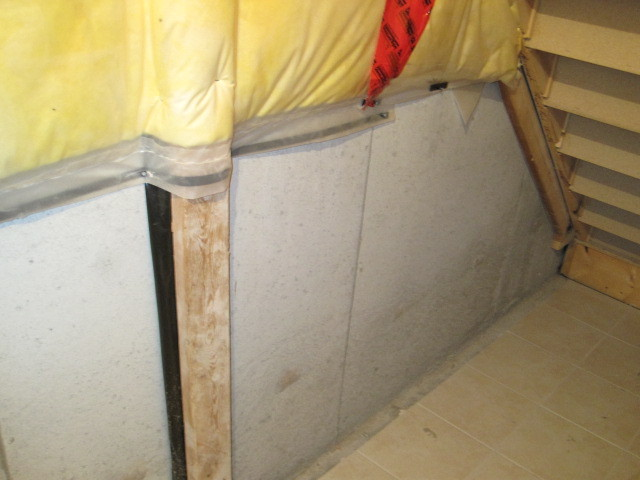 Finishing Area Under Basement Stairs Doityourself Com