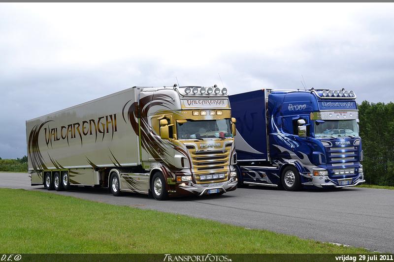 vrachtwagen mooi wark