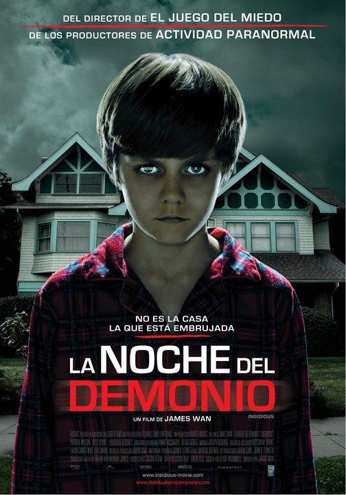 nochedeldemonio La Noche Del Demonio (Insidious) [BRRip] [Español Latino]  1 link