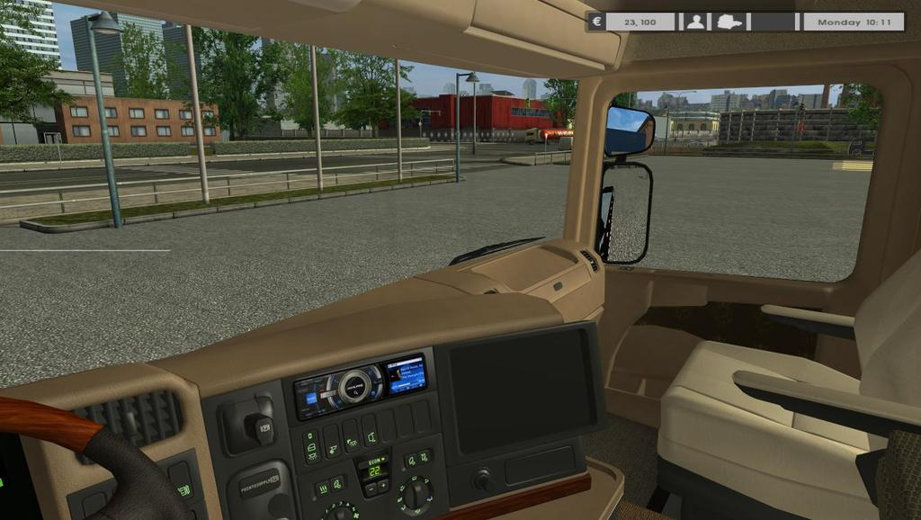 Ets Scania Tuning Truck Photo
