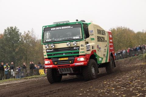SP DAF CF Van den Bosch Dakar