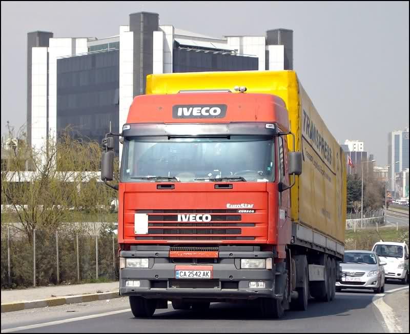 Iveco EuroStar/EuroTech 24uvmhk