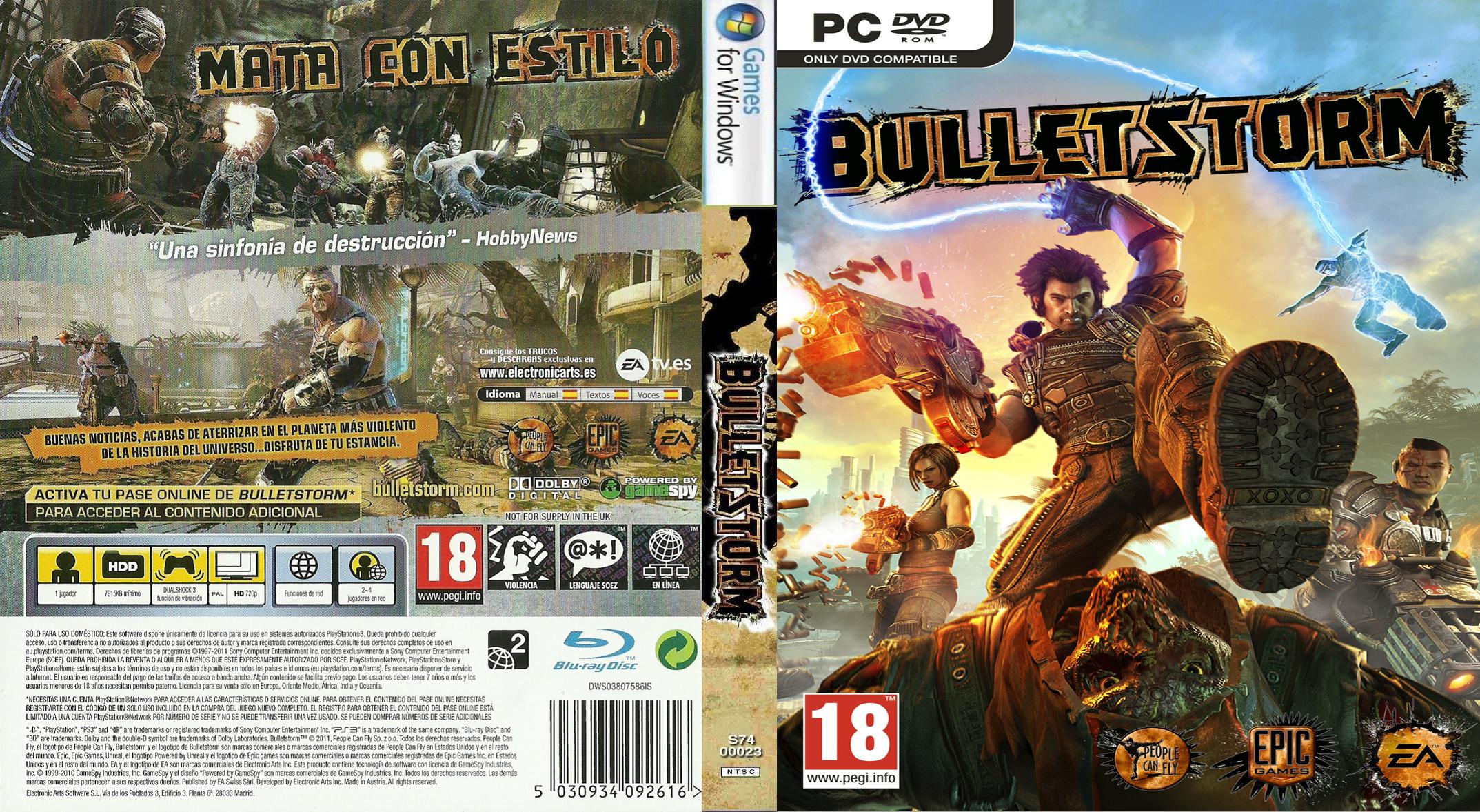 Mis caratulas de juegos en español (PC)