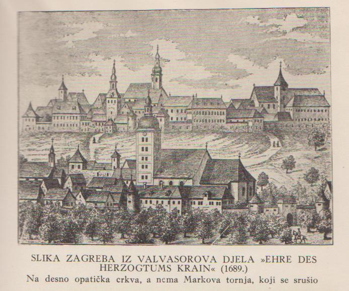 Povijest grada Zagreba 7419750