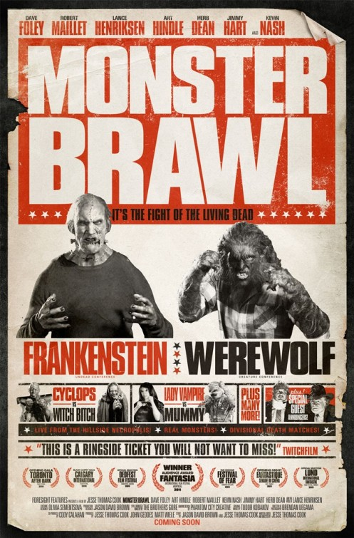 Monster Brawl 2011