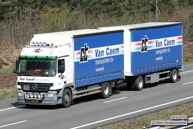 Van caem transport