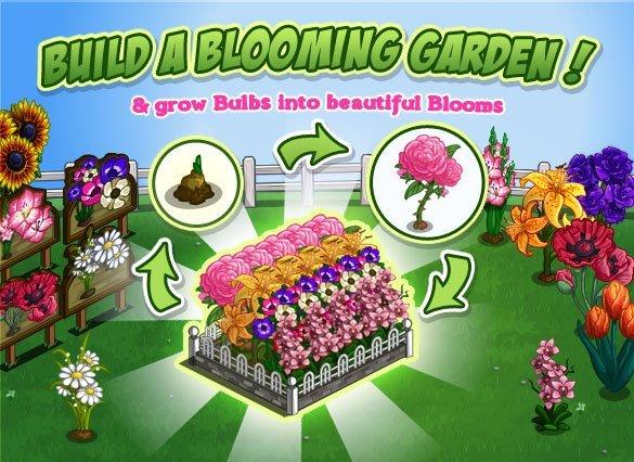 8531020 Blooming Garden!