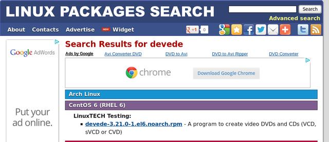 Google Chrome Rpm For Centos 6