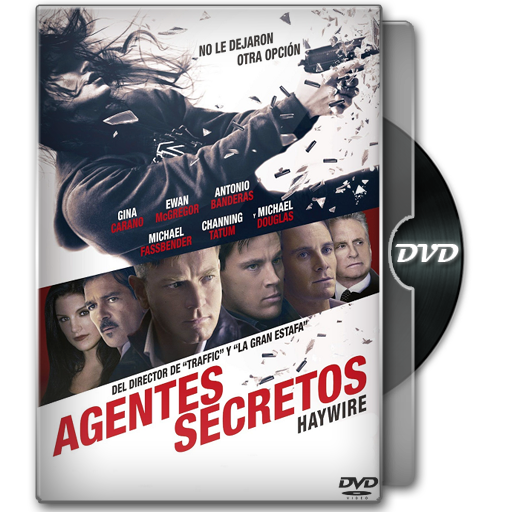 Agentes Secretos (Haywire) [DVDRip] [Español Latino] [2011]